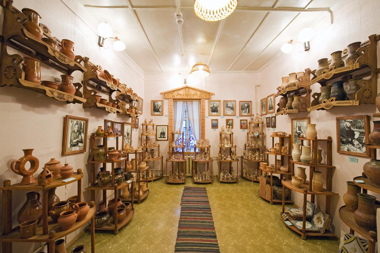 зал керамика дом мастеров Калуга