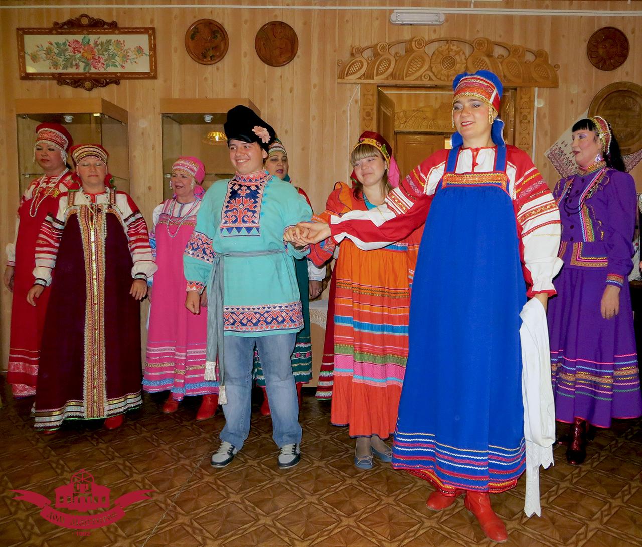 Дом мастеров Калуга Калужская тальянка
