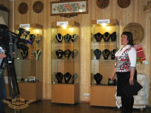 Калуга Дом мастеров Выставка