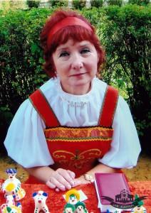 Инесса Алексеевна Ахалова