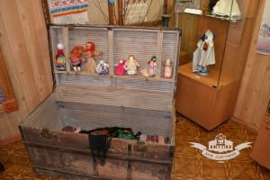 Кукла из бабушкиного сундука