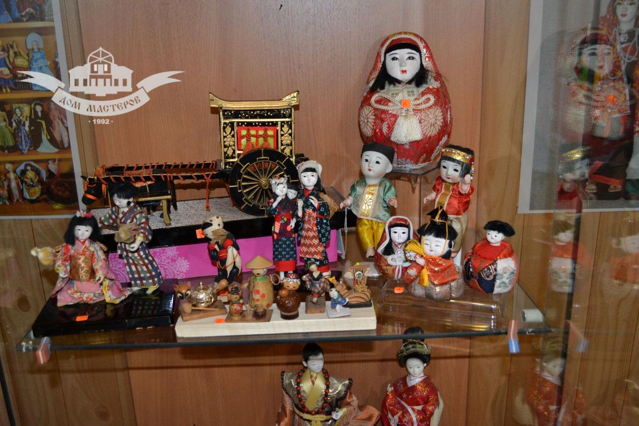 Куклы народов мира
