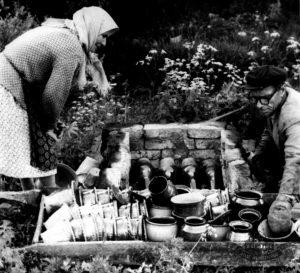 История хлудневской игрушки